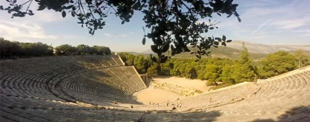 Teatro di Epidauro - Grecia - Peloponneso   Arché Travel Grecia