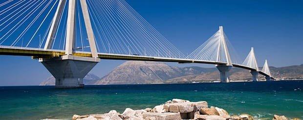 Ponte di Patrasso - Acaia - Grecia   Arché Travel Grecia