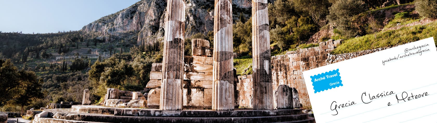 Tour Grecia Classica e Meteore - Arché Travel Grecia