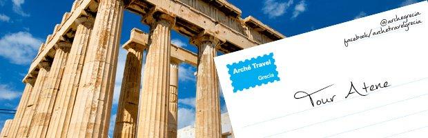 CATALOGHI Viaggi Atene Tour Atene Grecia - Arché Travel - Tour Operator Grecia Atene
