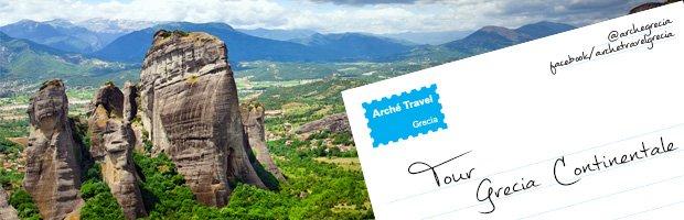 CATALOGHI Viaggi Grecia Continentale Tour Grecia Continentale- Arché Travel - Tour Operator Grecia Continentale