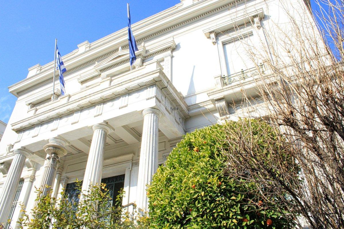 Il museo benaki atene arch travel grecia for Edificio di 10000 piedi quadrati