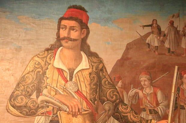 Atene-Museo-Benaki - Odysseus-Androutsos