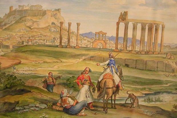 Dipinto - Museo Benaki Atene
