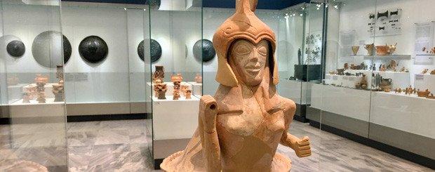 Museo Archeologico di Heraklion Creta