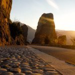 Meteroa-tramonto-Grecia