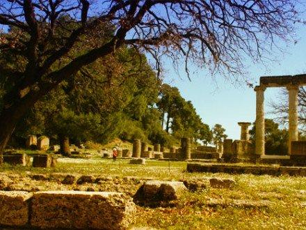 Olympia-Sito-Archeologico