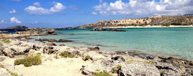 La Spiaggia di Elafonissi CRETA