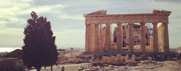 acropoli di atene grecia