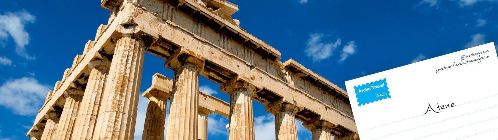 Tour Atene Grecia - Arché Travel Grecia