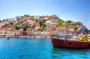 Un Tour Isole Greche: Isola di Hydra GRECIA - Vacanze Isole Greche 2016 - Tour Grecia   Arché Travel Grecia