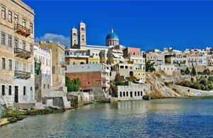 Tour Isole Greche: Isola di Syros - Vacanze Isole Greche Cicladi - Tour Grecia 2016   Arché Travel Grecia