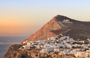 Tour Isole Greche: Folegendros e Santorini - Vacanze Isole Greche Cicladi - Tour Grecia 2016   Arché Travel Grecia