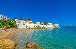 Bike Tour Grecia in Bici - Isola di Spetses, Hydra, Peloponneso   Arché Travel Grecia