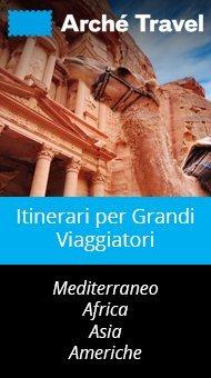 Arché Travel - Itinerari per Grandi Viaggiatori - Mediterraneo, Africa, Asia e Americhe