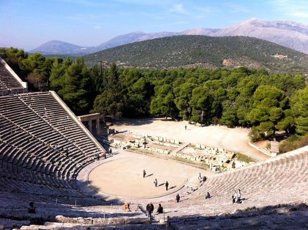 Teatro di Epidauro - Grecia - Peloponneso | Arché Travel Grecia
