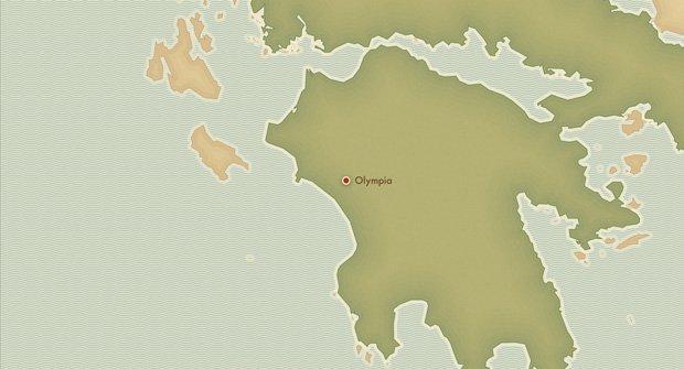 Sito archeologico di Olimpia - Grecia I Arché Travel Grecia