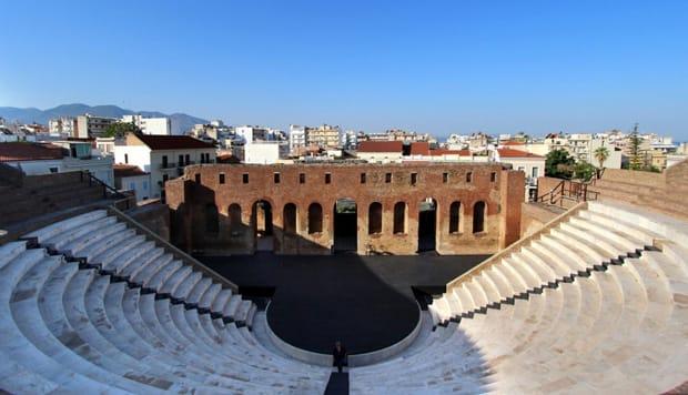 Odeion di Patrasso - Acaia - Grecia | Arché Travel Grecia