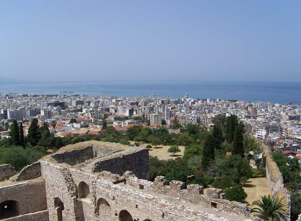 Veduta su Patrasso - Acaia - Grecia | Arché Travel Grecia