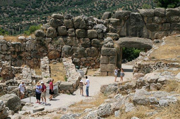 Le Mura Ciclopiche di Micene - Grecia - Peloponneso - Argolide | Arché Travel Grecia