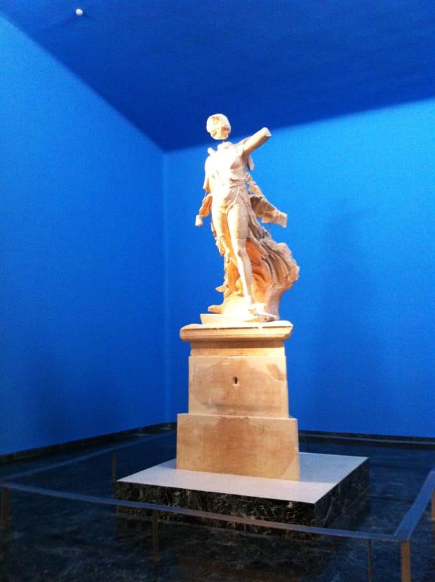 Nike di Peonio - Museo archeologico di Olimpia I Arché Travel Grecia