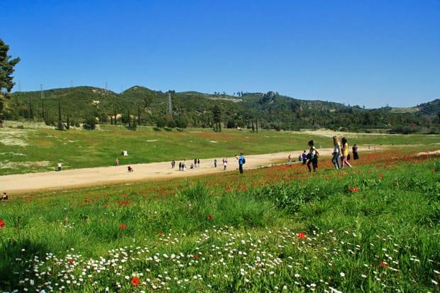 Stadio di Olimpia - Sito archeologico di Olimpia I Arché Travel Grecia