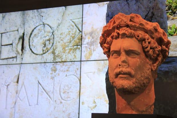 Atene Museo dell'Acropoli - Ingresso