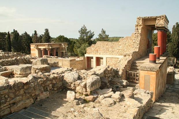 Palazzo di Cnosso - Heraklion - Creta - Greecia