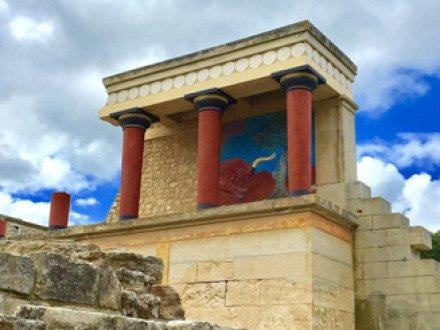 Palazzo di Cnosso - Heraklion - Creta - Grecia